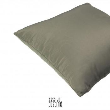 Iride cuscino arredo verde salvia
