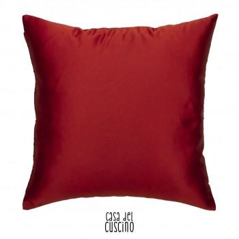 Rouge cuscino arredo rosso