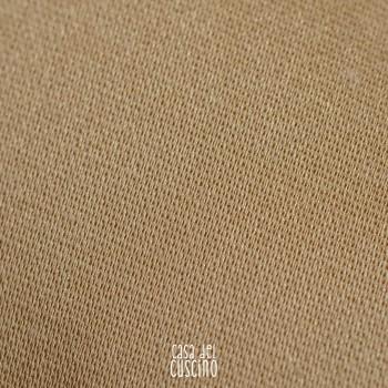 Hazelnut cuscino beige nocciola