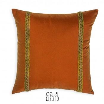 Sofia cuscino arredo arancione